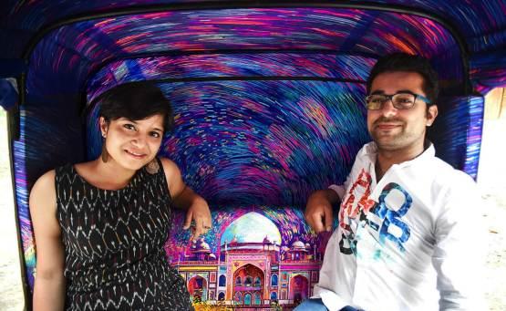 Ταξί στην Βομβάη αλα Βαν Γκογκ - iTravelling