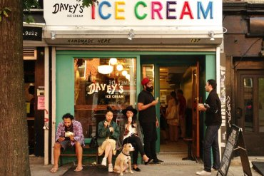 Davey's Ice Cream: Δε φαντάζεσαι τι γεύση θα βρεις σε αυτό το παγωτατζίδικο - itravelling.gr