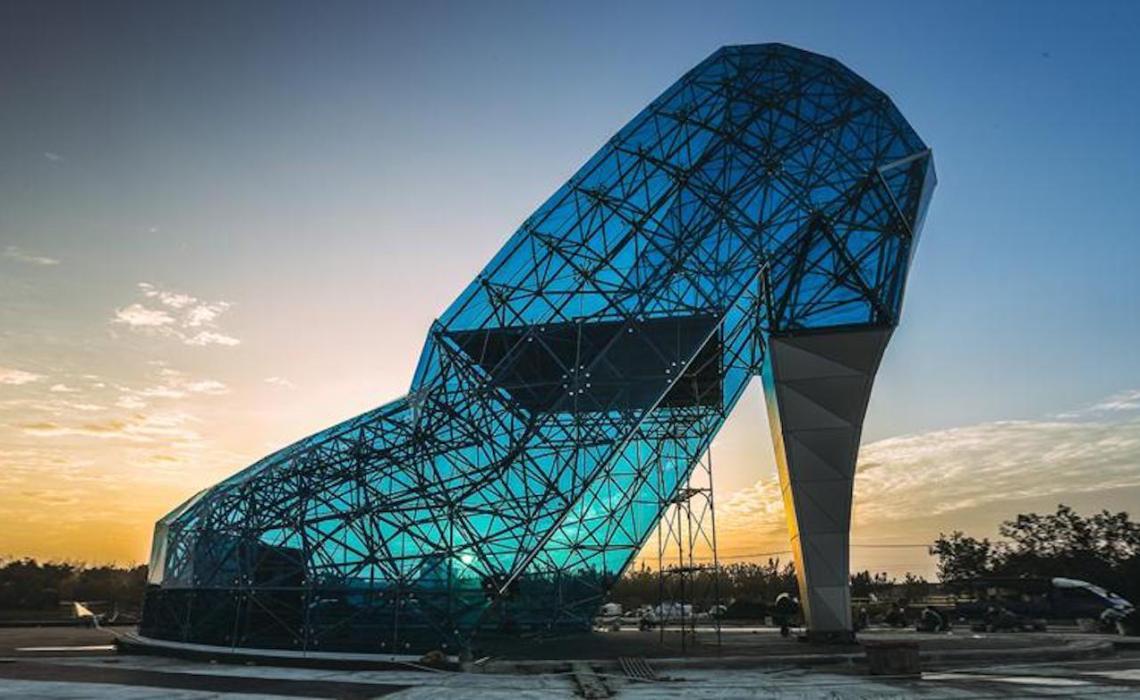 Δεν μπορείς να πιστέψεις τι είναι αυτό το κτίριο! - itravelling.gr