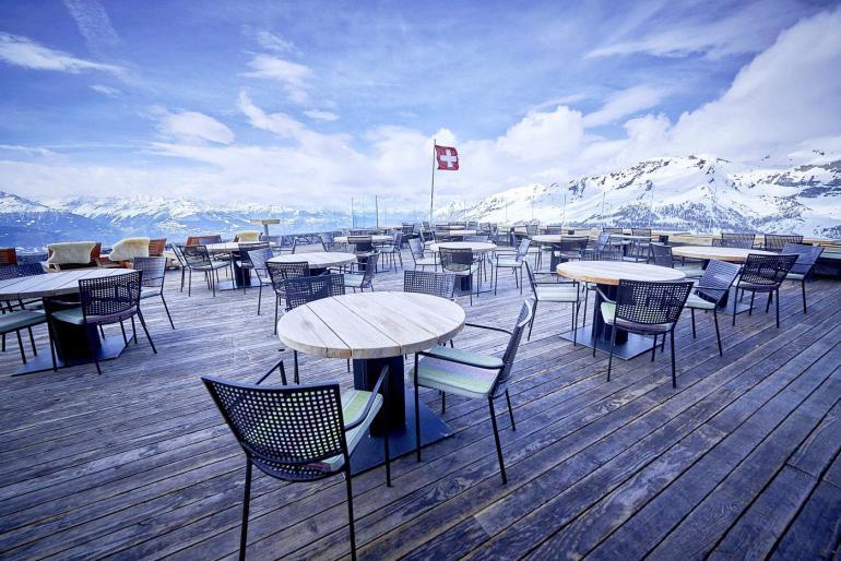 Τα 4 καλύτερα ορεινά εστιατόρια της Ευρώπης - itravelling.gr
