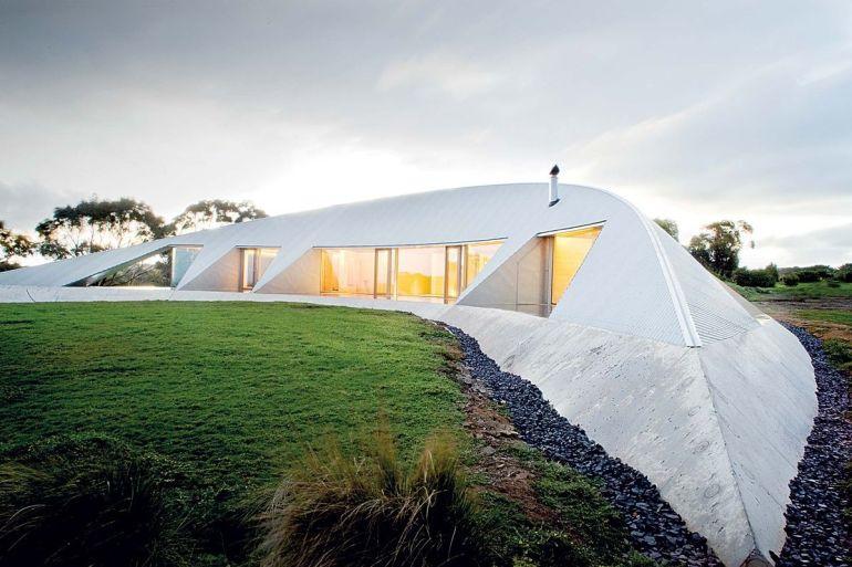 Croft House: Το εξωγήινο σπίτι στην Αυστραλία - itravelling.gr