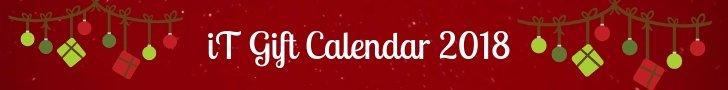iT Christmas Gift Calendar 2018: Χριστούγεννα στο iTravelling - itravelling.gr