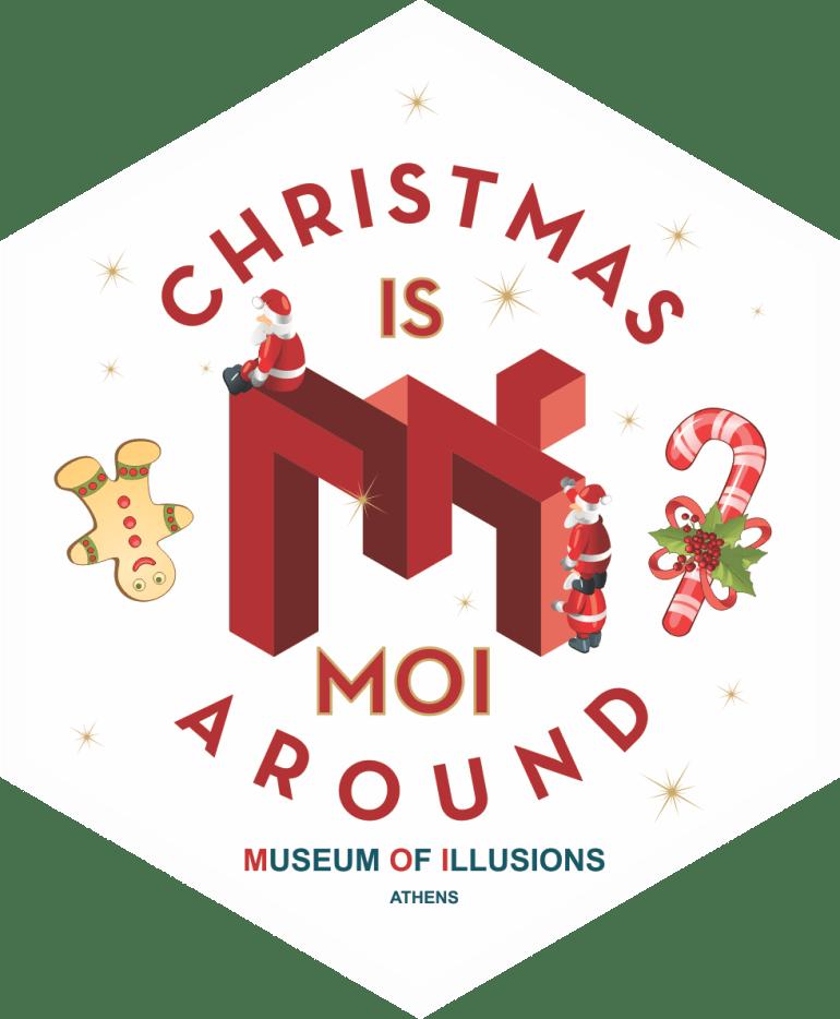 Ήρθαν τα Χριστούγεννα στο Museum of Illusions Athens - itravelling.gr