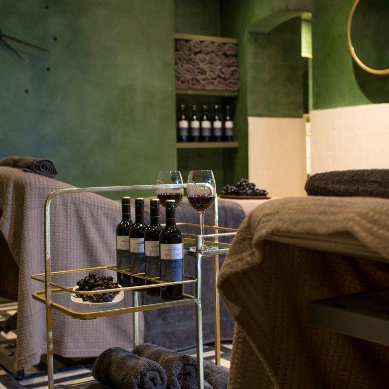 Δύο resorts στην Ευρώπη για μια θεραπεία σπα με κρασί! - itravelling.gr