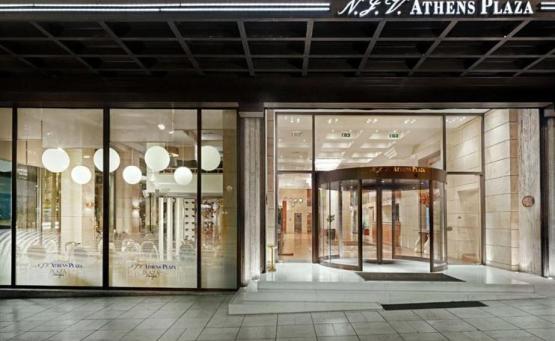 NJV Athens Plaza: Το πρώτο ελληνικό ξενοδοχείο με πιστοποίηση αειφορίας - itravelling.gr