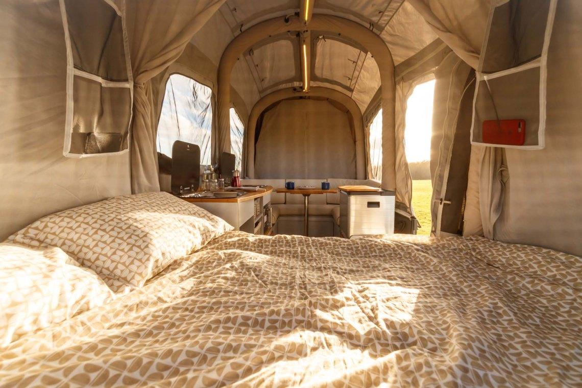 Nissan x OPUS Concept Camper: Για camping… μακράς διάρκειας! - itravelling.gr