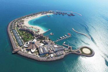 Banana Island: Ο παράδεισος βρίσκεται στο Κατάρ! - itravelling.gr