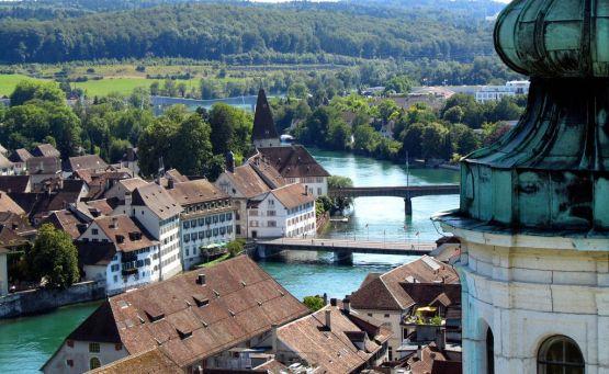 Solothurn: Η πόλη που έχει εμμονή με τον αριθμό 11! - itravelling.gr