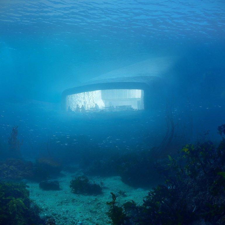Under: Το μεγαλύτερο υποβρύχιο εστιατόριο στον κόσμο - itravelling.gr