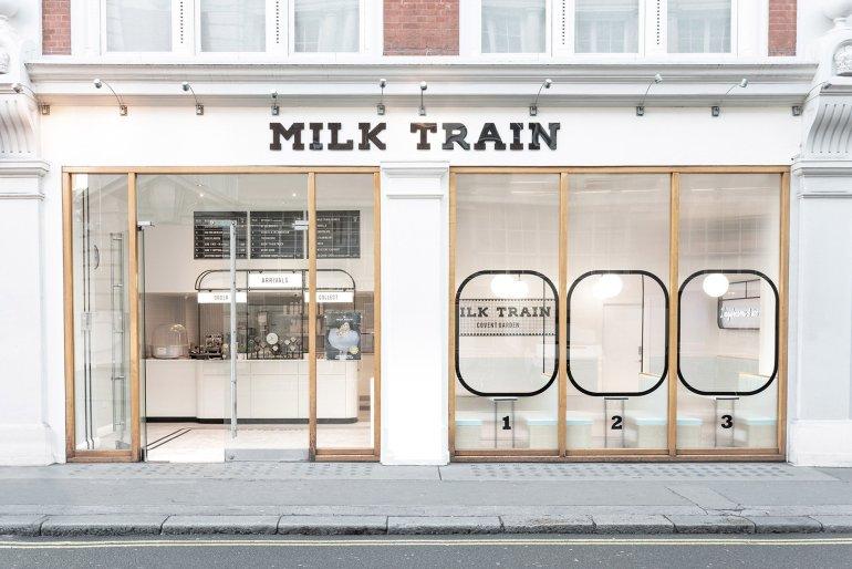 Milk Train : Το πιο instagram-ικό παγωτατζίδικο σε περιμένει στο Λονδίνο - itravelling.gr