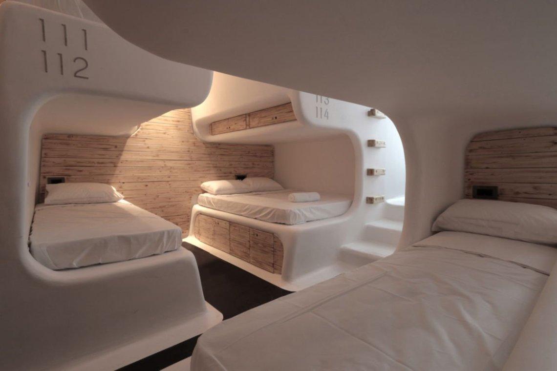 MyCocoon: Το low budget ξενοδοχείο – κάψουλα στη Μύκονο - itravelling.gr