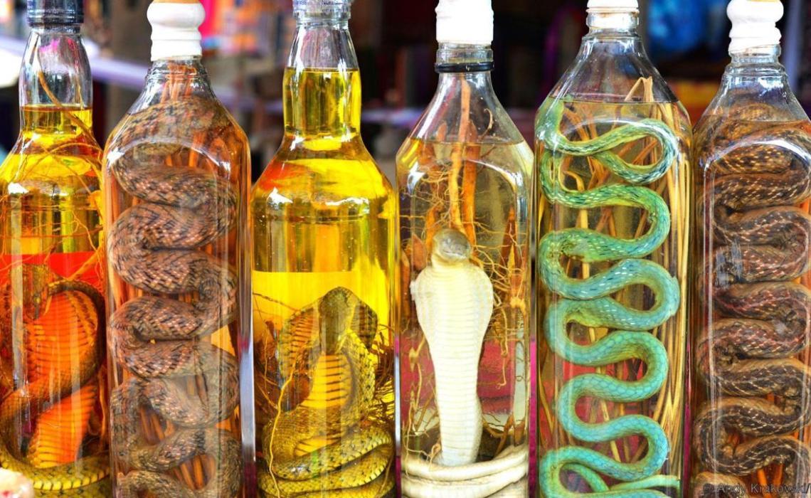 Τα 4 πιο παράξενα ποτά που θα βρεις στον κόσμο - itravelling.gr