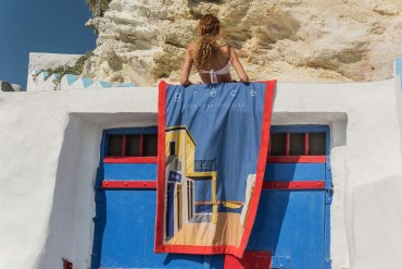 Sun of a Beach: Φέρνει το καλοκαίρι νωρίτερα με μια πετσέτα! - itravelling.gr