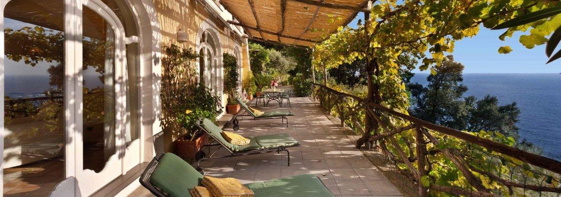 Villa Orizzonte: Διαμονή στη βίλα του James Bond - itravelling.gr