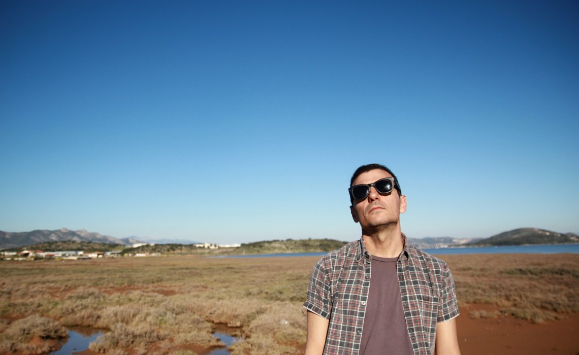 Ο Μανώλης Φάμελλος στο Parklife του ΚΠΙΣΝ - itravelling.gr