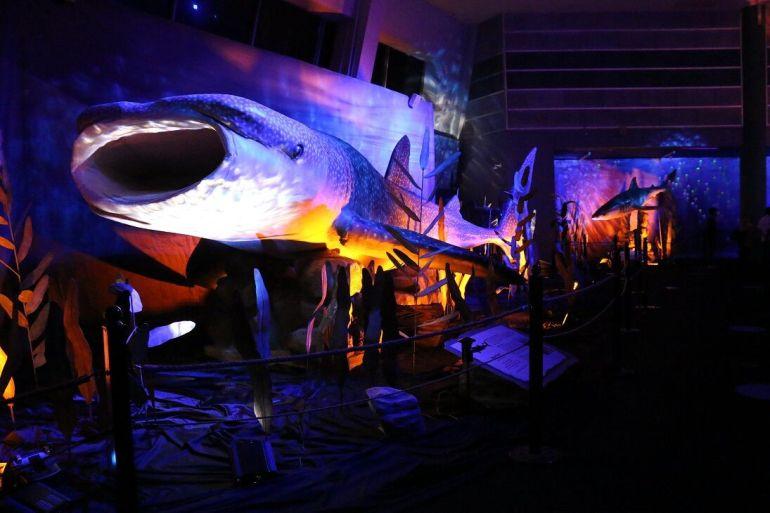 Δεινόσαυροι και Τέρατα των θαλασσών: Η νέα έκθεση στον Ελληνικό Κόσμο - itravelling.gr