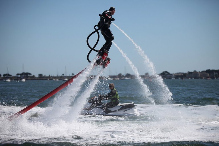 7 water sports για να φέρεις την προπόνηση σου στο κύμα! - itravelling.gr