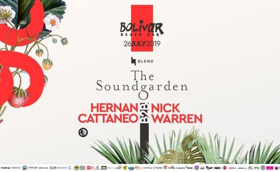 The Soundgarden: Δυναμική επιστροφή μετά από 2 χρόνια στο Bolivar - itravelling.gr