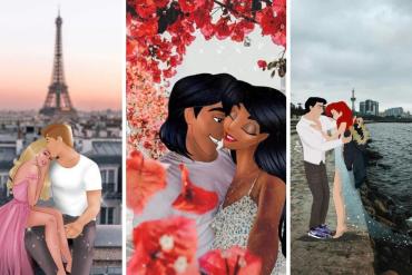 Fairytale Travel: Βρήκαμε πού πάνε διακοπές οι πριγκίπισσες της Disney! - itravelling.gr