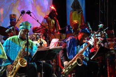 Οι Sun Ra Arkestra για μια αξέχαστη συναυλία στο ΚΠΙΣΝ - itravelling.gr