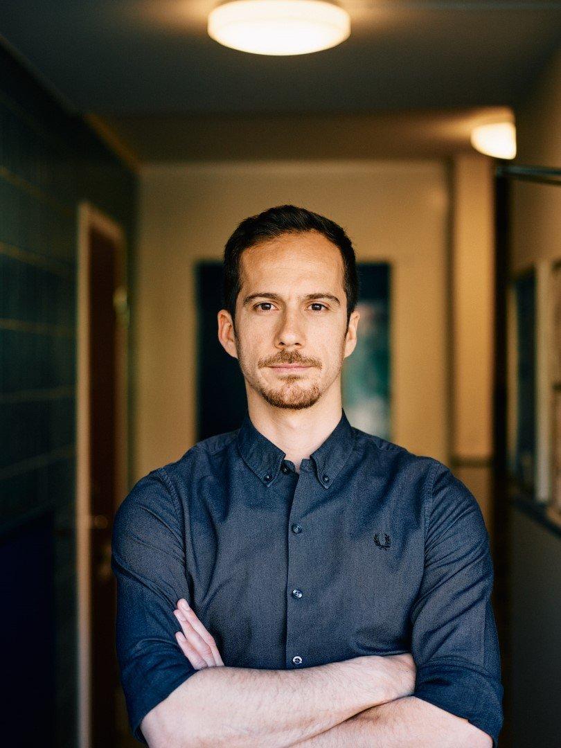Αλέξανδρος Ντάτσος: Ο «πρωταθλητής» barista της Στοχόλμης - itravelling.gr
