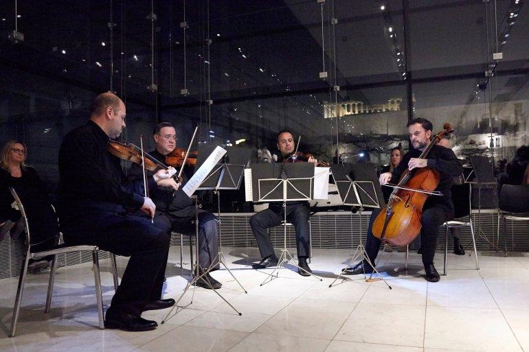Μια ξεχωριστή μουσική βραδιά στο Μουσείο Ακρόπολης