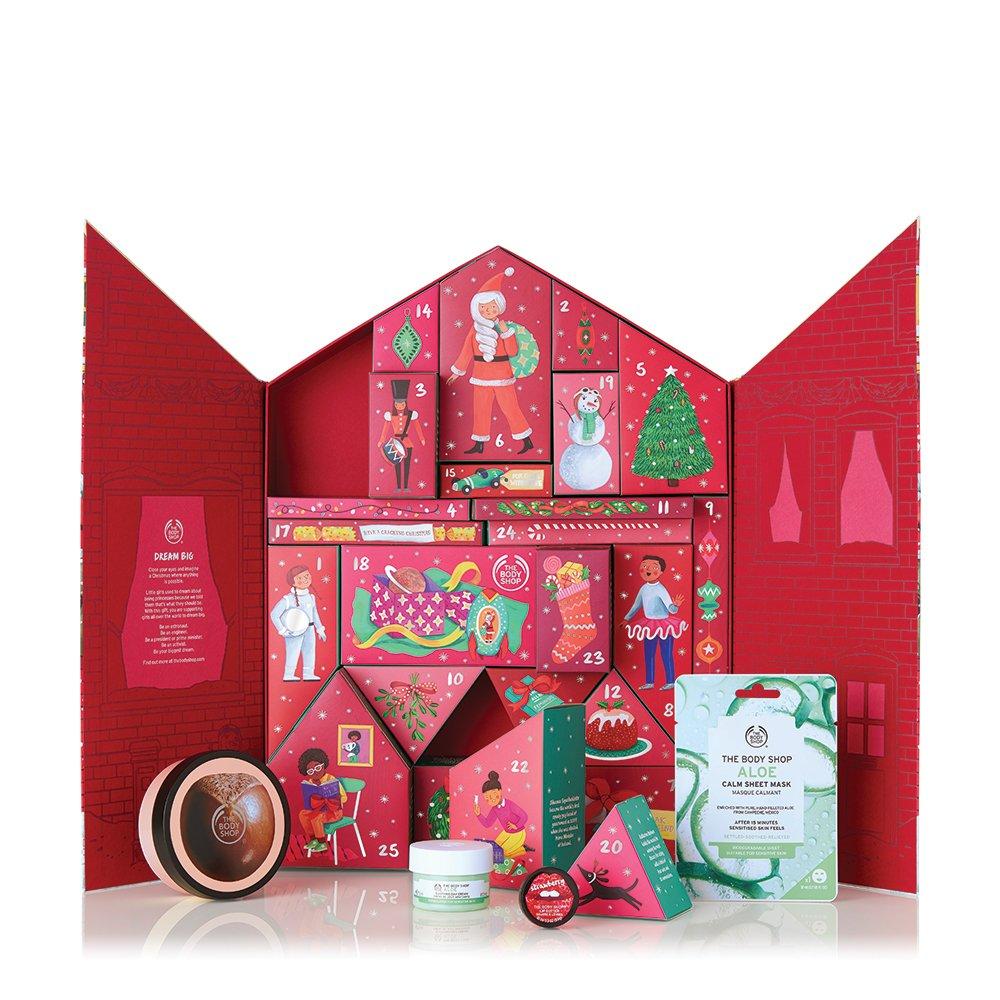 H Body Shop φέρνει τα Χριστούγεννα νωρίτερα - itravelling.gr