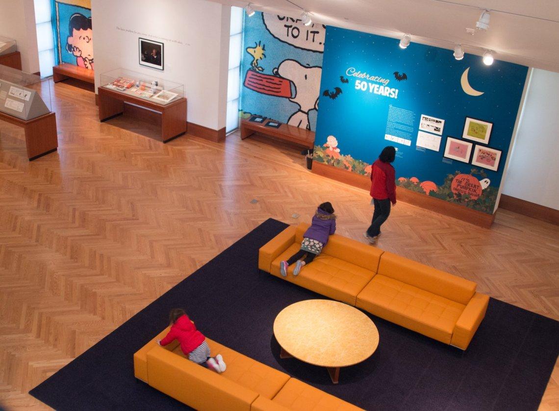 Κάνουμε tour στα μουσεία του Snoopy - itravelling.gr