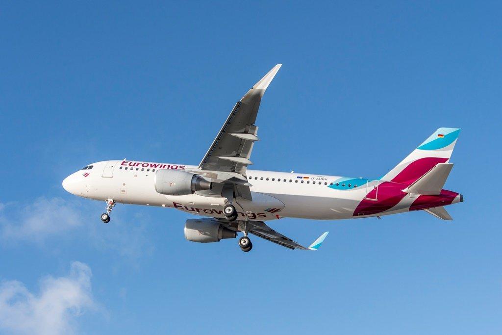 Eurowings: Νέες απευθείας πτήσεις σε Σαντορίνη και Κω από Ντίσελντορφ και Στουτγάρδη - itravelling.gr