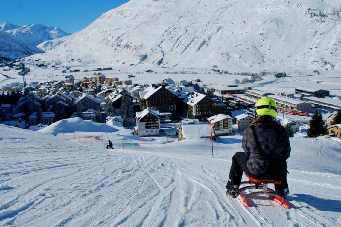Andermatt: Ένας «λευκός» παράδεισος στην Ευρώπη - itravelling.gr