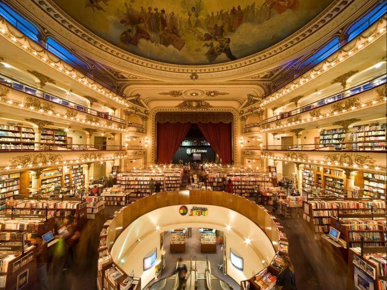 Τα 10 πιο εντυπωσιακά βιβλιοπωλεία στον κόσμο για αξέχαστες αναγνώσεις! - itravelling.gr