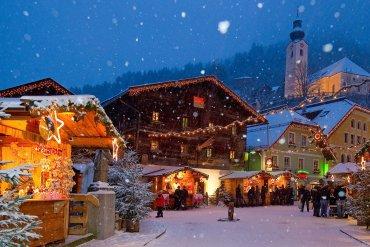 Kitzbuhel: Το απόλυτο χριστουγεννιάτικο χωριό βρίσκεται στην Αυστρία! - itravelling.gr