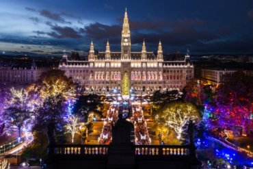 Ανακαλύψτε τη μαγεία των Χριστουγέννων με τις πτήσεις του Ομίλου Lufthansa - itravelling.gr