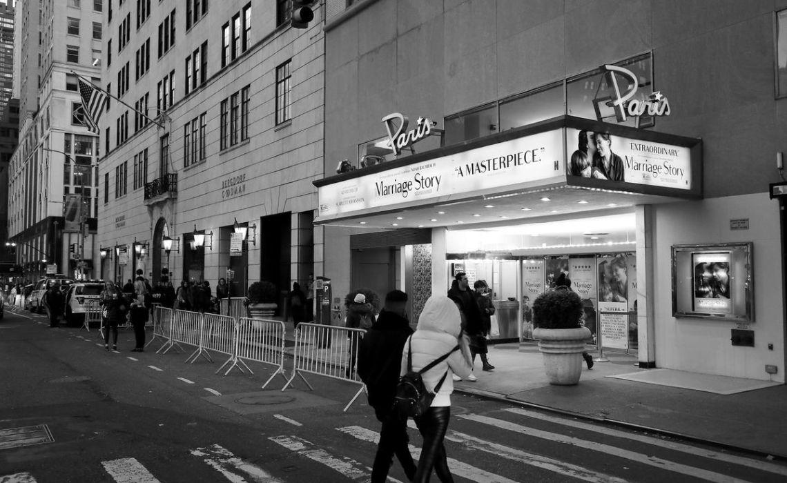 Ταξιδεύουμε στη Νέα Υόρκη για τον πρώτο κινηματογράφο της διάσημης πλατφόρμας