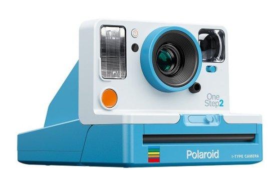 OneStep 2 VF Blue: Vintage σχεδίαση και καλύτερη ανάλυση από την Polaroid Originals