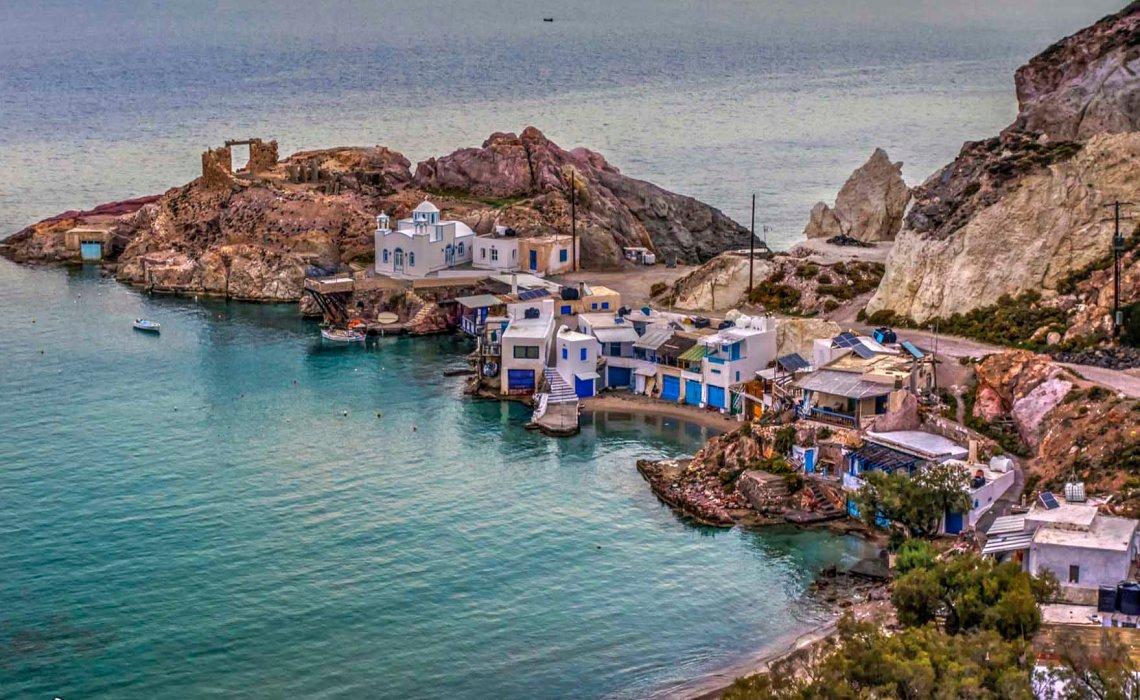 Οι καλύτεροι ρομαντικοί προορισμοί στην Ελλάδα για κάθε εποχή