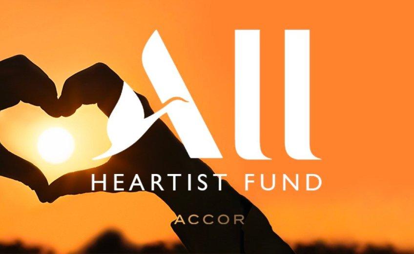 ALL Heartist Fund: Το πλάνο δράσης της Accor για τον Covid-19