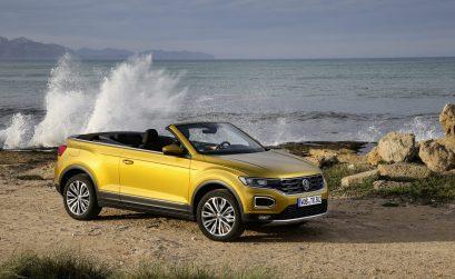Το νέο Volkswagen T-Roc Cabriolet σε προετοιμάζει για το καλοκαίρι