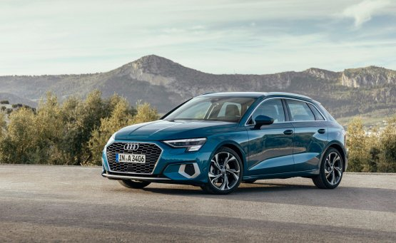 Audi Α3 Sportback: Η ευφυΐα της τεχνολογίας