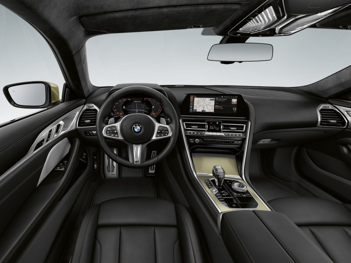 BMW Σειρά 8 Golden Thunder Edition: Το απόγειο της πολυτέλειας!