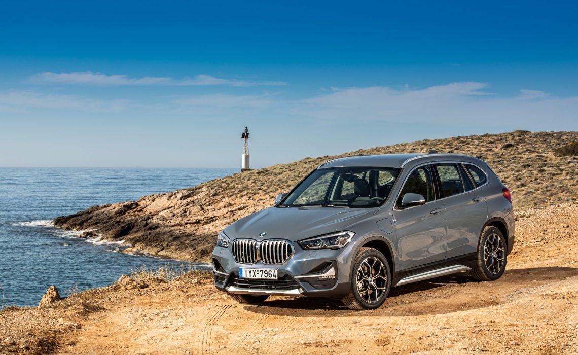 «Προσγειώθηκε» στην Ελλάδα η νέα BMW X1 xDrive25e
