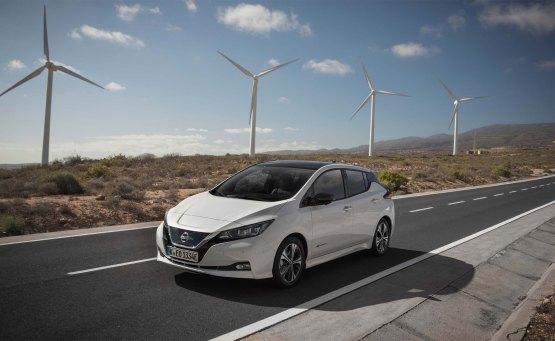 Τα ηλεκτρικά μοντέλα της Nissan σώζουν ένα δάσος 134.000 δέντρων!