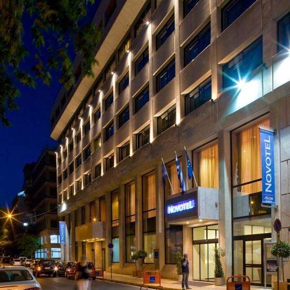 Novotel Athènes: Επιστρέφει για ξέγνοιαστες στιγμές με τη συνδρομή της AXA - itravelling.gr