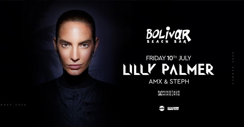 Η Lilly Palmer για μια techno βραδιά στο Bolivar Beach Bar - itravelling.gr