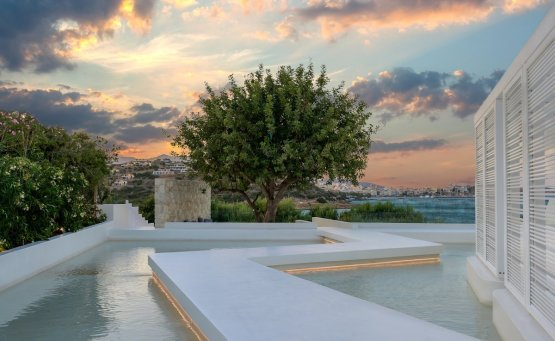 The Island Concept Boutique Hotel: Ένας παράδεισος για διακοπές στην Κρήτη