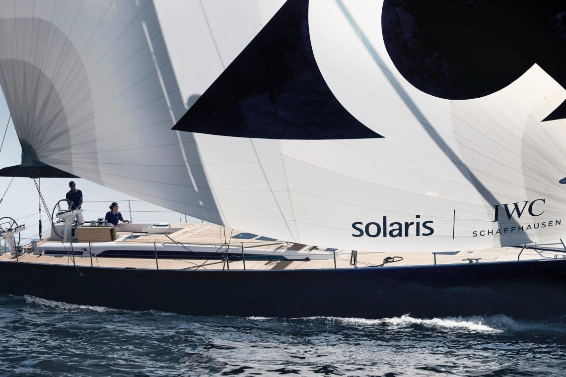 Η IWC και η Solaris Yachts σαλπάρουν με το Double Moon - itravelling.gr