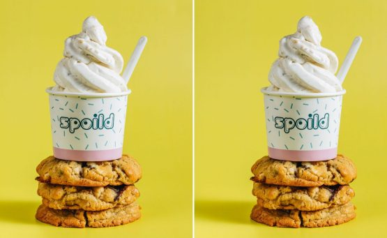 Spoild: Ραντεβού στο πρωτοποριακό ice-cream bar της πόλης - itravelling.grSpoild: Ραντεβού στο πρωτοποριακό ice-cream bar της πόλης - itravelling.gr
