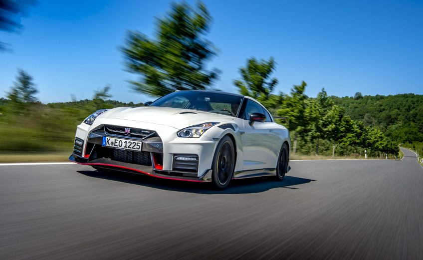 Nissan GT-R: Με όνομα βαρύ σαν ιστορία!