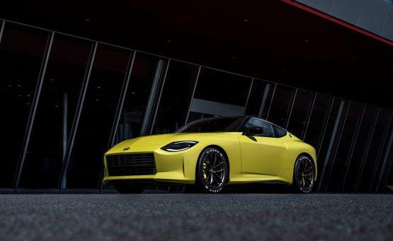 Nissan Z Proto: Ένας θρύλος ξαναγεννιέται!
