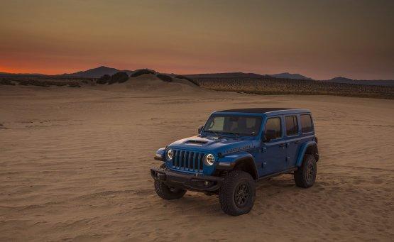 Και εγένετο το πιο ισχυρό Jeep Wrangler όλων των εποχών!